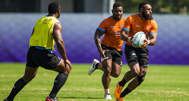 Rugby World Cup: Restoring Lost Pride