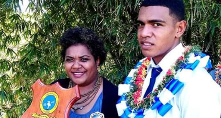 RKS Chapel Award: Leilani Proud Of Her Son's Achievement