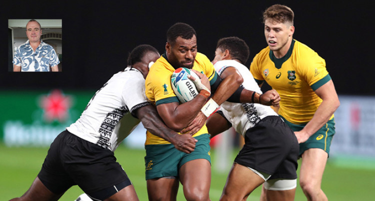 Rugby Builds Fiji, Australia Ties Stronger