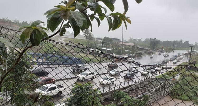 20 Residents Take Shelter At Nadera Methodist Church Hall