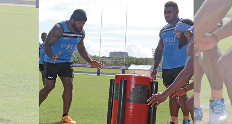Wales Win Makes It Tough For Flying Fijians