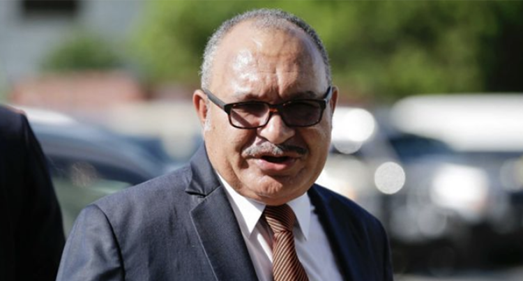 Former PNG PM, Peter O'Neill Defiant To Arrest Warrant, Says Arrest Is A 'Political Move'