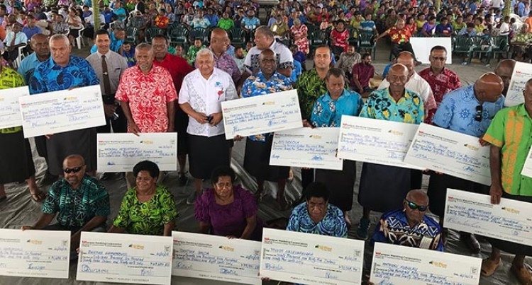 $7 Million Bonus Payment For Fiji Pine Landowners