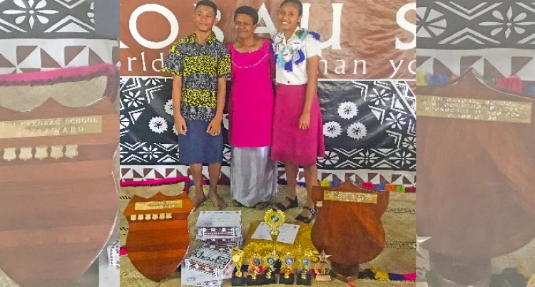 Self Confidence Paves Way For Adi Cakobau School Dux