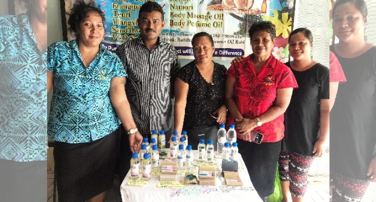 Kava Soap, A Banaban Women's Club Initiative