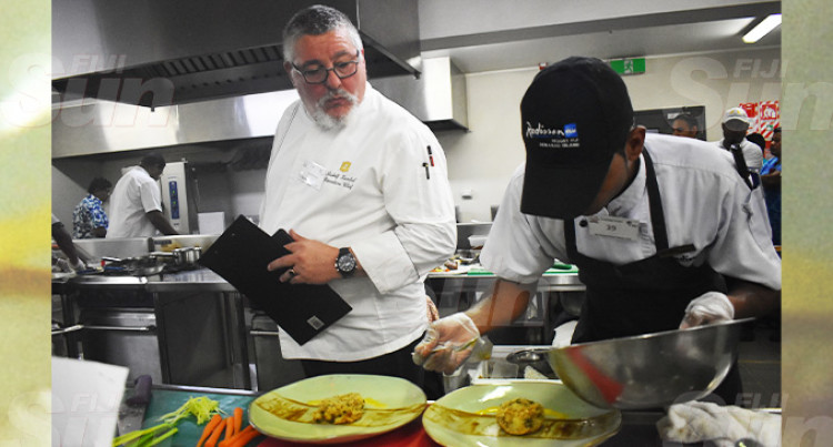 Chefs Battle Creates A Learning Stage At FNU, Namaka Campus