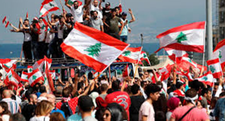 Lebanon Engulfed By Protests
