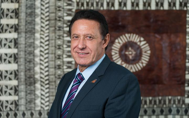 Fiji Airways managing director and chief executive officer Andre Viljoen.