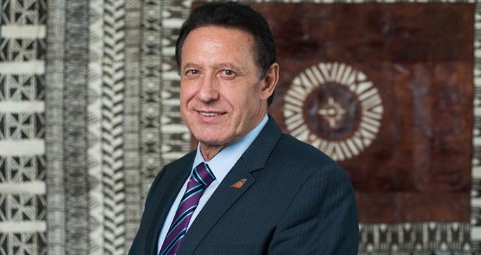 Fiji Airways managing director and chief executive officer Andre Viljoen.