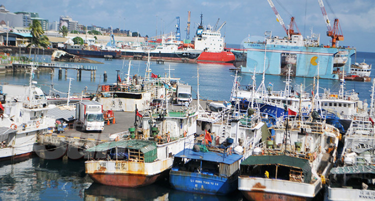 Minister Of Fisheries: Number Of Fishing Vessels Visiting Fiji Has Dropped