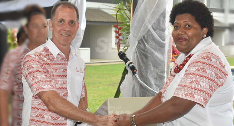Fiji Gateway Hotel: 'Long Serving Staff, Our Backbone'