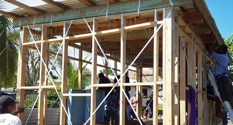 More Than 1000 Fijian Families Benefit From Housing Projects