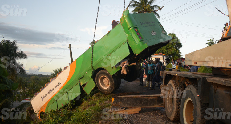 Lakena Bus Accident: District Rep Hope Authorities Treat Road Widening Proposal Seriously