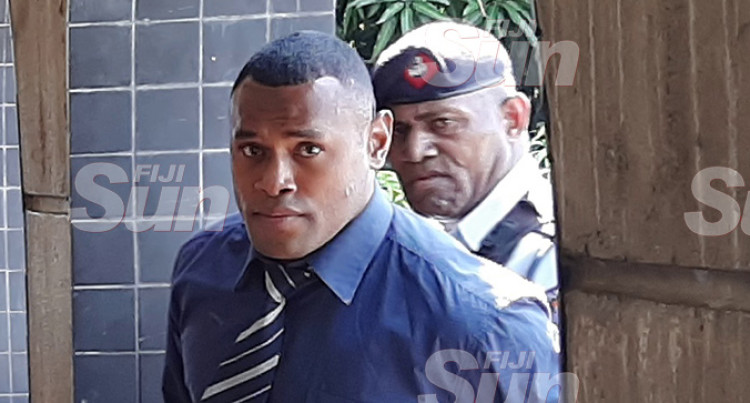 Ex-Fijian 7s Rep Nasilasila Jailed Eight Years for Rape