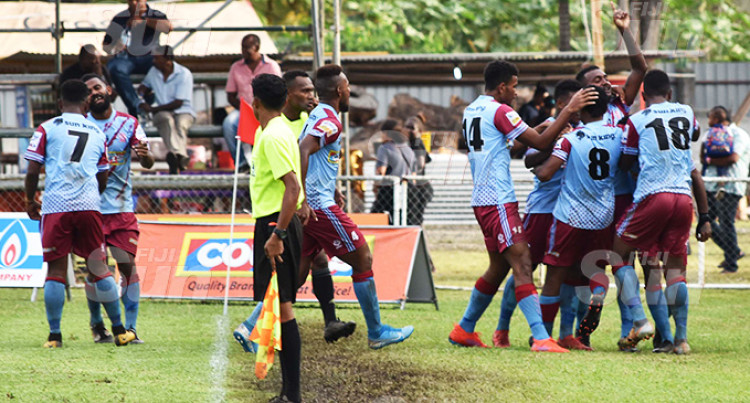 Nasinu Win Sets Pace, Says Coach Tagi