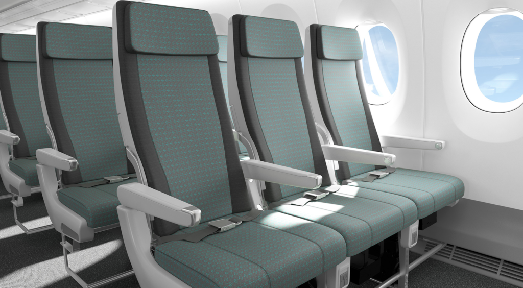 Inside the Economy Class will feature 301 Recaro CL3710 seats, which are ranked among the most comfortable long-haul economy class seats on the market.