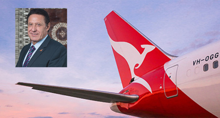 Fiji Airways CEO Says Airline Faces Unfair Competition From Qantas