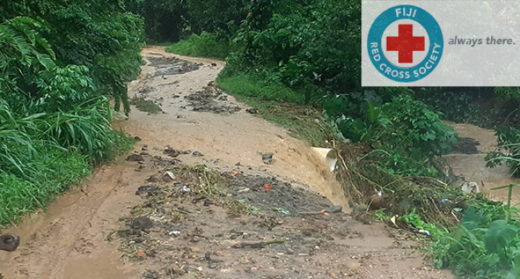 Red Cross Assisted Families Affected By Savusavu Flash Flood