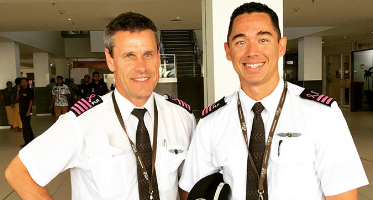 PilotsFlyPink! For Breast Cancer Awareness Month Campaign
