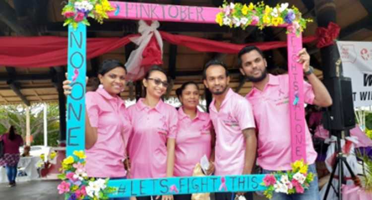 Fiji Cancer Society Pink Partners