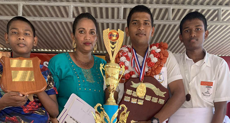 Suva Sangam College Dux Subhal One Step Closer To Medical Dream