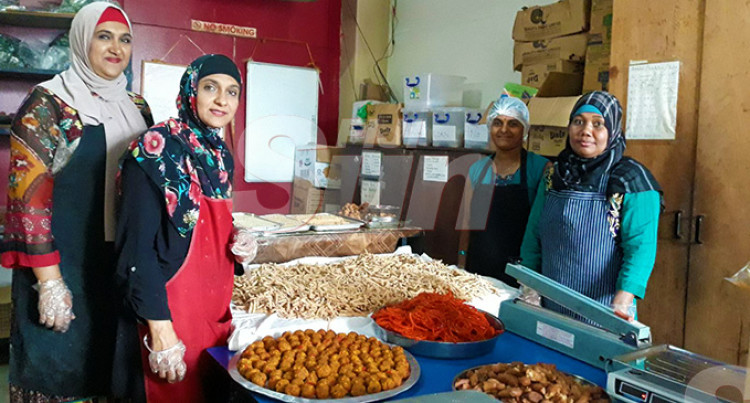 Sisters Stick To Old Name, Sweets Making Business Thrives