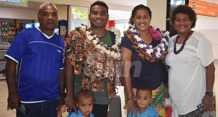 Power Of Prayer From Wife Backs Fijian 7s Star, Tuwai