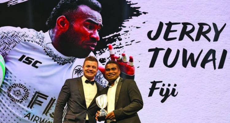 Tuwai Praises Team-Mates For Making It Happen For Him