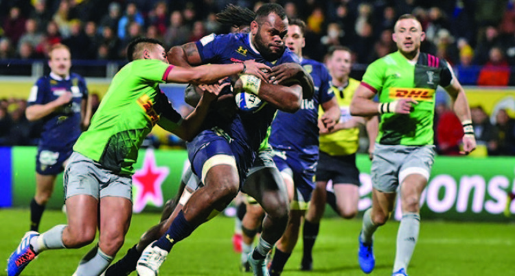 Yato Shines For Clermont In European Champions Cup Opener
