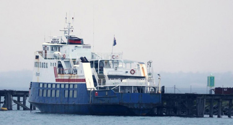 Queen Of Melbourne Makes Maiden Voyage To Levuka