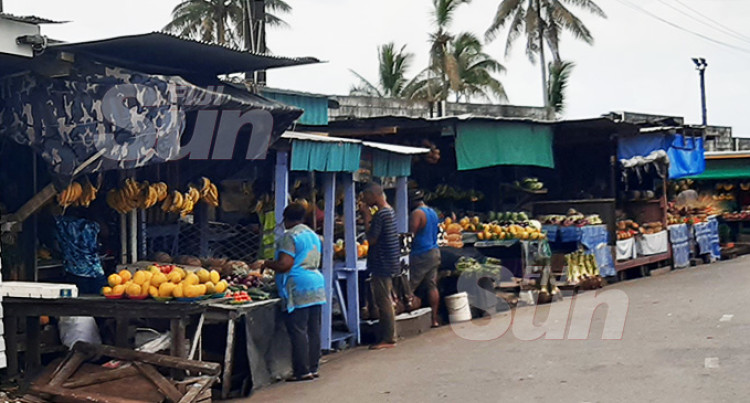 Tamavua Market Vendors Refuse To Follow Directive