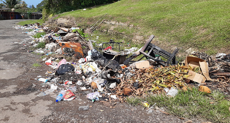 Kinoya Residents Call For Civic Pride, Careless Dumping Of Rubbish Concerns