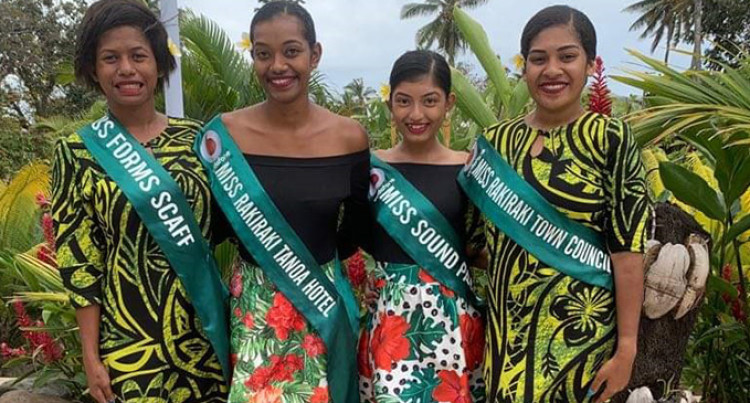 Four Queens Vie For Miss Rakiraki Title