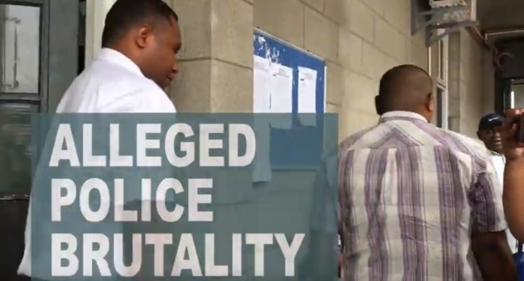 3 Police Officers Front Court In Alleged Police Brutality Case