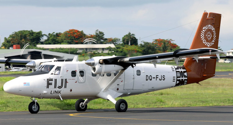 16 Passengers On Fiji Link Flight To Suva Safe After Emergency Landing