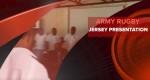 Ratu Sukuna Bowl: RFMF Rugby Jersey Presentation 2017