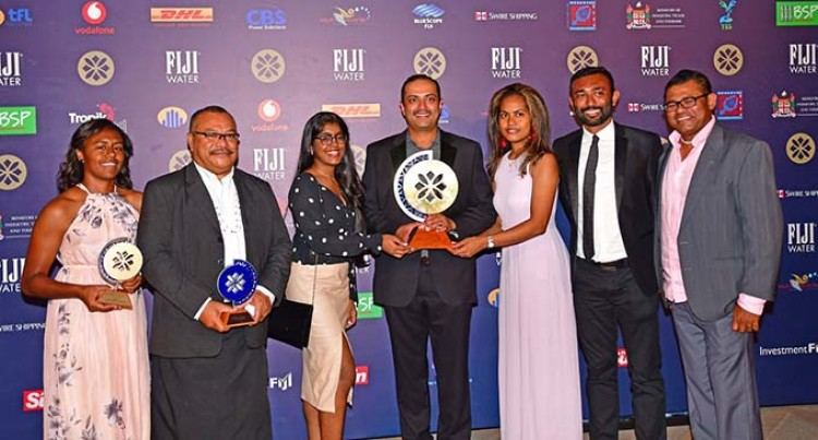 Fiji Airports Wins Big At Prime Minister's International Business Awards
