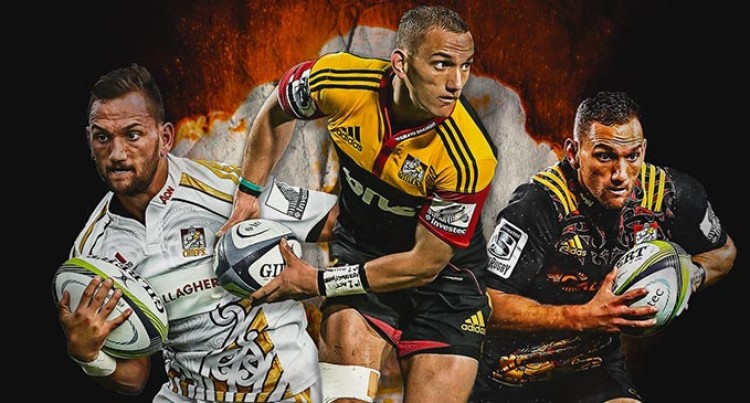 Super Rugby: Aaron Cruden Returns To The Chiefs For 2020 Season