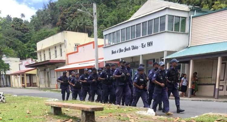 14 Men Involved In The Attack Against The Police Officers In Levuka Have Been Charged