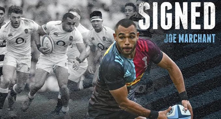 Super Rugby: Harlequins And England Centre Inks Deal With Blues