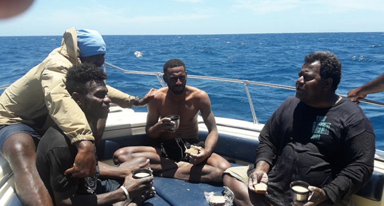 Joint Rescue Operation Sees 3 Fishermen Rescued In Yasawa