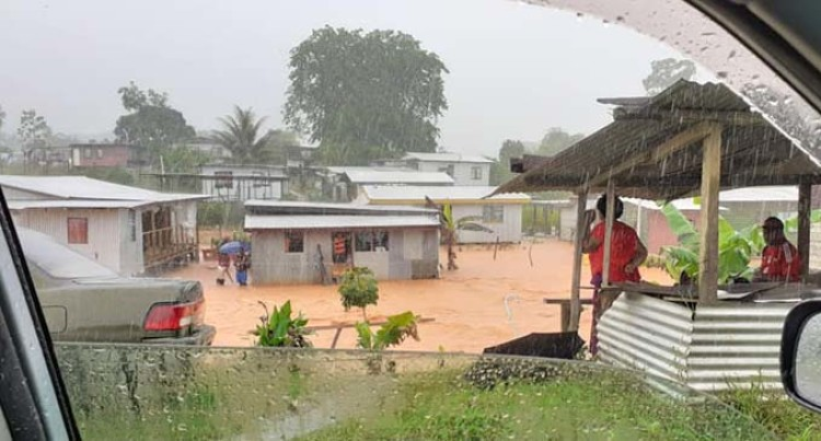 Heavy Rain Alert For Fiji