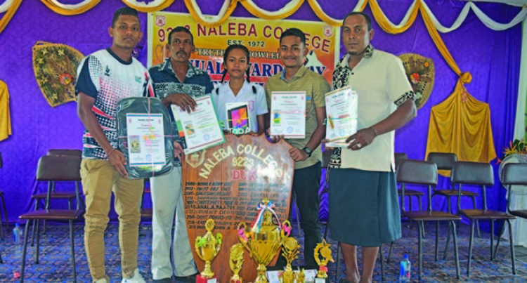Kavita Claims Dux For Naleba College