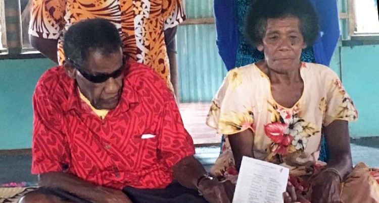 Couple Legally Married, As Government REACHes Out To Remote Areas