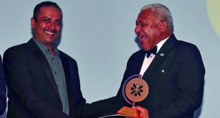 Faiz Khan's Hard Work Wins Excellence In Leadership Award