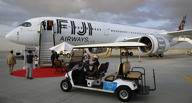 All Fiji Airways Flights To Singapore And Hong Kong Suspended