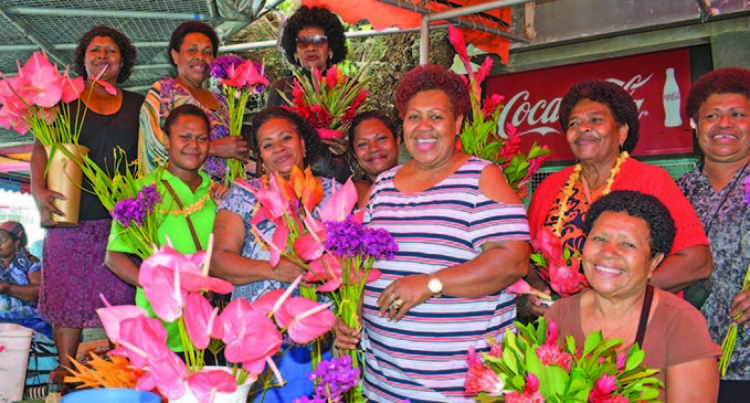 $10K Flower Order Boost For Suva Market Florists