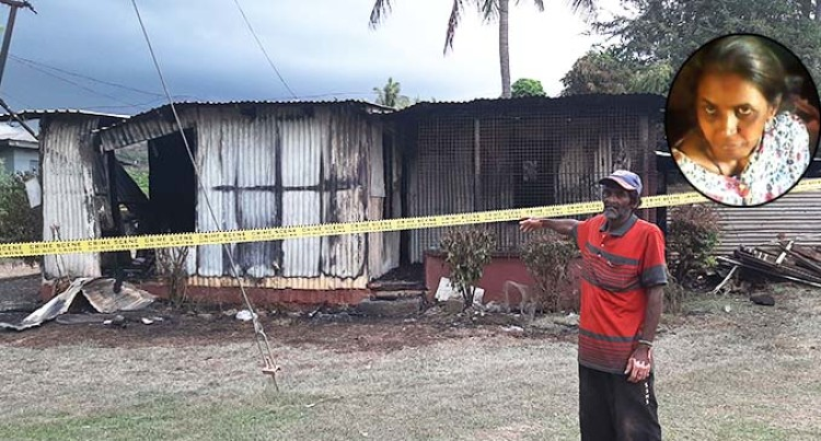 'Trapped' Paralyzed Woman Dies In Ba Home Fire