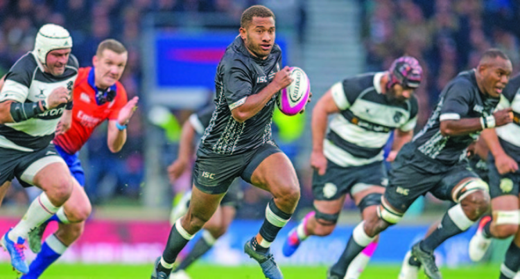 Teti Tela, The Fijian Fly-Half Everyone Is Talking About
