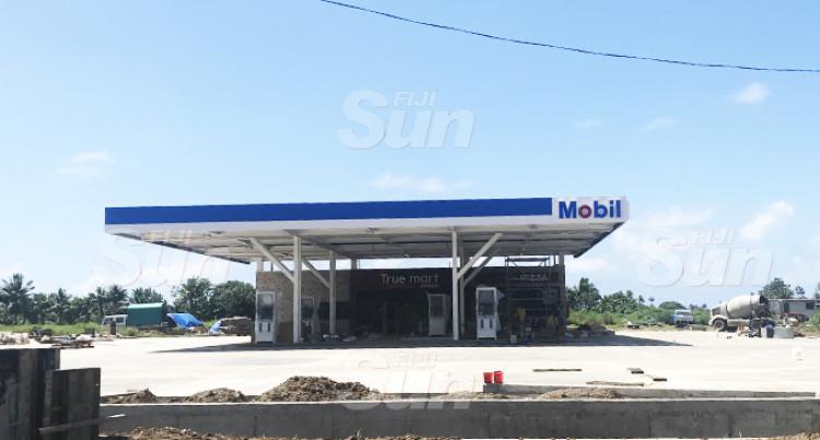 Mobil Service Station In Navua